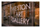 Weston Art Gallery Logo